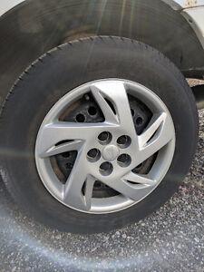 Pontiac Sunfire tires