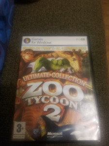 Pc game zoo tycoon 2