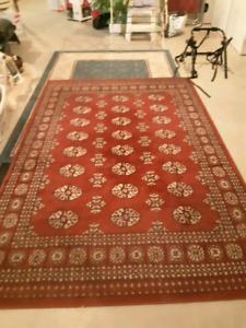 Trois tapis