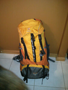 sac expedition deuter 60L