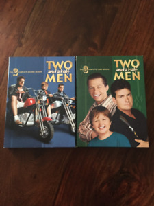 Two and a Half Men Seasons 2 & 3