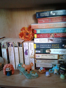 Collection Philippa Gregory books for sale
