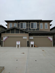 New Double Attached Garage Duplex in SW - 1 Remaining!!