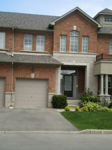 Executive Townhome in Ancaster
