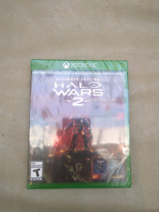 Halo Wars 2 Ultimate Edition -- Brand New