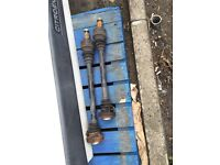BMW e46 320 drive shafts