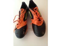 Football boots assorted sizes