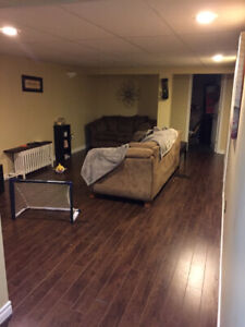 2 Bedroom Basement Apartment in Glace Bay, $1000/month