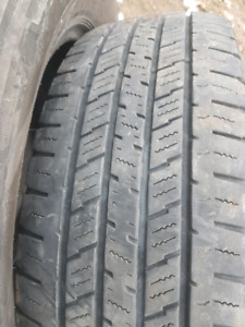 Hancook Dynapro Tires