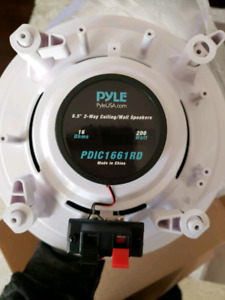 Pyle two way speakers