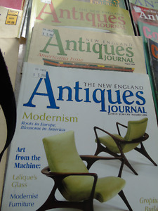 VINTAGE ANTIQUE MAGAZINES(1940'S -2000) OVER 50 OF THEM