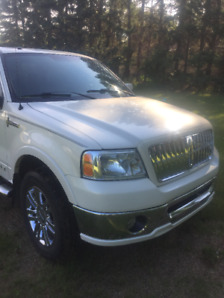 2007 Lincoln Mark LT SUNROOF-LEATHER-LOADED Pickup Truck
