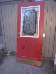 Used door sale