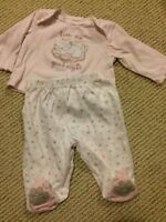 Two piece Pajamas size 6 months