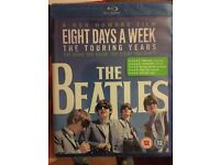 The Beatles on Blu ray
