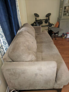 Price Drop: $50 Micro Fiber Couch / Sofa