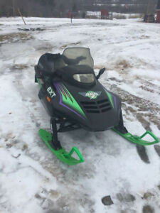 1993 Arctic Cat EXT 580 for sale/trade
