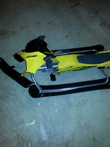 Skidoo snow sled for sale