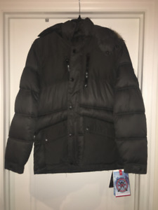 Men's Winter Jacket by Halifax Trader.