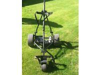 Power golf trolley