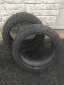 Winter Tires 225 /45 / R17 (2 tires)