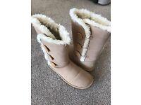 Genuine Cream Ugg Boots