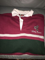 Holy cross rugby shirt