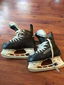 Bauer Nexus Havok Skates Youth Shoe Size 5