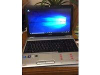 Toshiba Satellite L500-1XD, windows 10