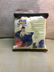 Baby Sani-Shopping Cart Cover - Jolly Jumper - Brand New