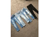 Girls next jeans. 5 years
