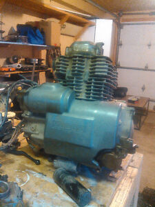 Spare Honda foreman 400 parts and engine