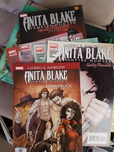 Anita Blake comics