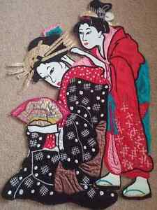 Chinese applique $30.00 firm