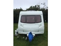 Ace Jubilee Equerry 6 berth touring caravan