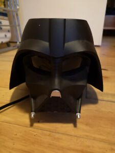 small appliances - Darth Vader toaster, kettle, iron and board