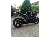 Yamaha r1 2006 Raven black may p/x swap
