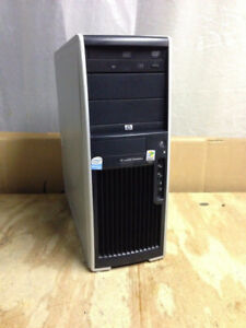 HP xw4300 Workstation P4@3.2Ghz [Windows 7]