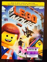 DVD Lego movie neuf