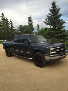 2007 Chevy Z71 Saftied Clean Car proof