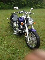 2004 Yamaha v star custom
