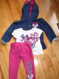 Ensemble Minnie 2T