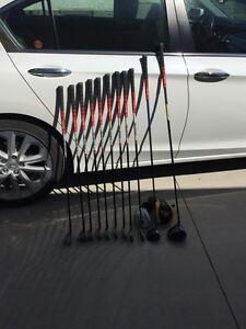 Taylor made burner golf clubs for sale