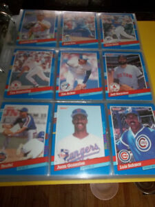 I have baseball cards at My Flea Market at 1189 Pallot Road, in