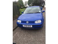Mk4 Golf 1.4 petrol for sale