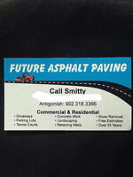 FUTURE ASPHALT PAVING
