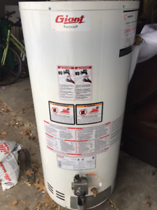 water heater 2y old