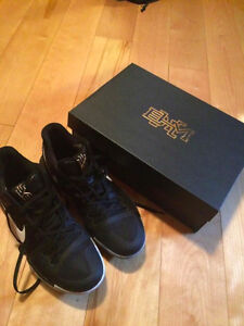 Kyrie 3 Black history month size 10