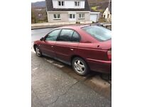 Honda Accord Automatic Spares or Repair