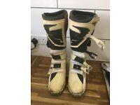 Thor Quadrant motocross boots